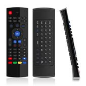 Pilot smart tv MX3 Android Box klawiatura 3w1