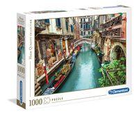 Clementoni Puzzle Kanał wenecki 1000 elementów 39458