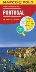 Mapa ZOOM System. Portugalia 1:300 000 MARCO POLO