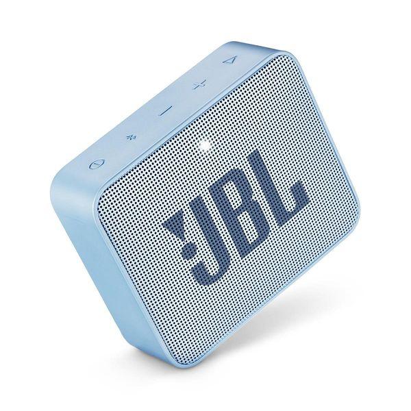 Głośnik bluetooth JBL GO 2  (kolor niebieski) zdjęcie 2