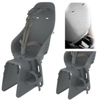 Fotelik dla dziecka URBAN IKI na bagażnik BINCHO BLACK/BINCHO BLACK czarny