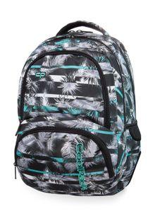 Plecak szkolny CoolPack Spiner 27L, Palm Trees Mint, B01004