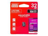 Karta SD 32GB micro GOODRAM Class 10