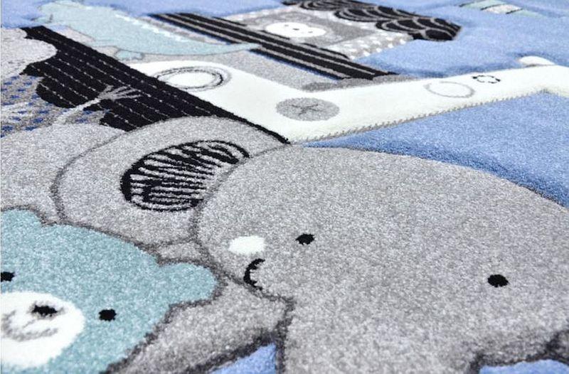 Dywan dla dzieci Diamond Statek 160x230cm zdjęcie 3