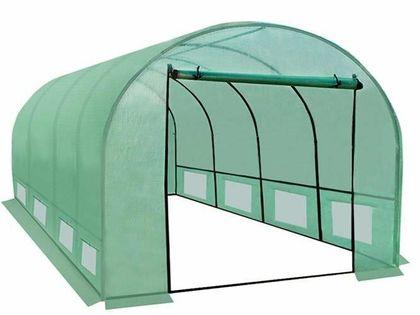 Ogrodniczy tunel foliowy szklarnia 12m24x3x2m   2369