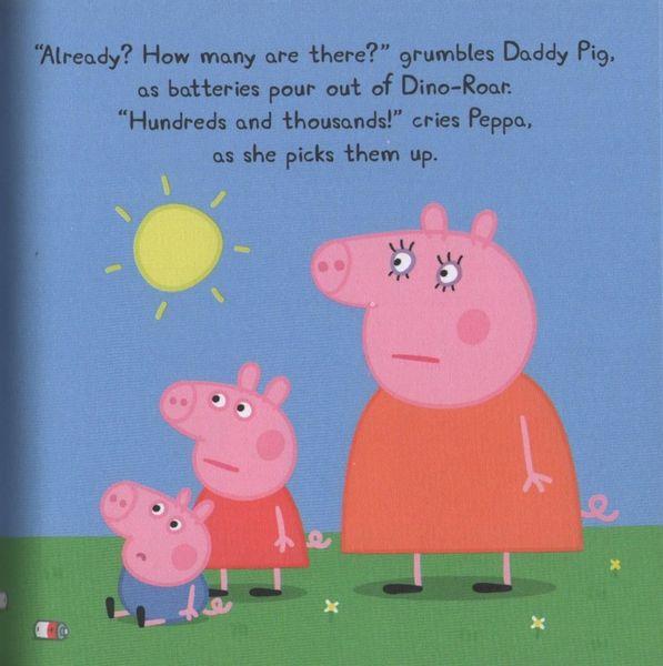Peppa Pig - Mini Book - George's New Dinosaur na Arena.pl