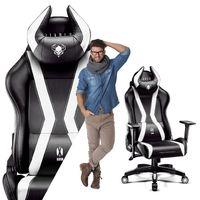 DIABLO X-HORN 2.0 KING SIZE fotel dla GRACZA gamingowy OBROTOWY