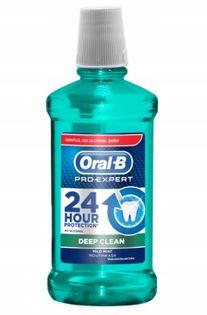 Oral-B płyn do płukania Pro Expert Deep Clean 500M