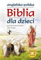 Angielsko-polska Biblia dla dzieci z płytą CD - oprawa twarda