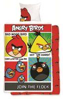 Angry Birds Pościel Dla Dzieci 140x200