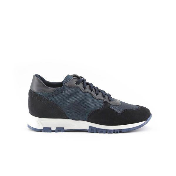 Made in Italia sportowe buty męskie sneakersy niebieski 45 zdjęcie 1