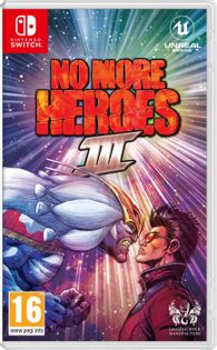 No More Heroes 3 - Switch Pre-order 27.08