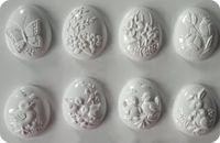 Forma do odlewów - Odlewy gipsowe - Pisanki 3D (2003012)