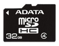 Karta Pamięci A-Data Microsdhc 32 Gb Adapter Sd