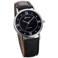 Zegarek damski lub męski Geneva w dwóch kolorach do wyboru