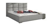 Łóżko Tapicerowane STEL 160x200+ Stelaż