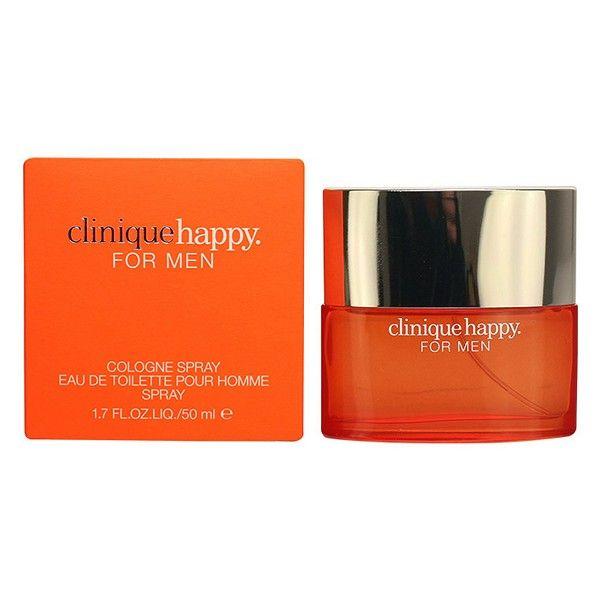 Perfumy Męskie Happy Clinique EDC 50 ml zdjęcie 3