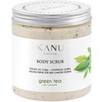 Kanu Nature Body Scrub Peeling Do Ciała Zielona Herbata Z Rumiankiem 350G