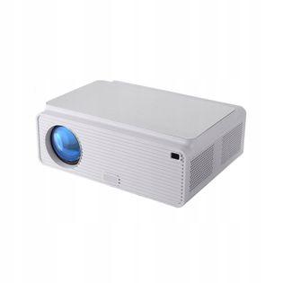 PROJEKTOR LED Q8 ANDROID WiFi 6800LM Full HD 4K