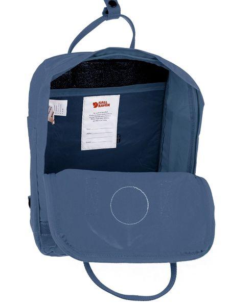 Plecak KANKEN FJALLRAVEN Royal Blue F23510-540 zdjęcie 3