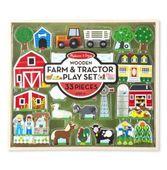 FARMA drewniany zestaw do zabawy Melissa and Doug