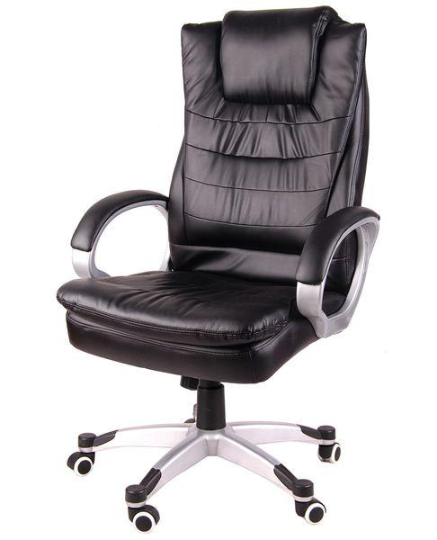 Fotel biurowy GIOSEDIO czarny,model BSU004 zdjęcie 3