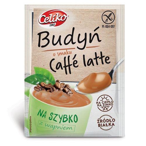 Budyń Na Szybko Caffe Latte Bez Glutenu Celiko, 37G na Arena.pl