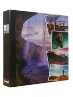 ALBUM, albumy na zdjęcia KPR na 500 zdjęć 10x15 cm SEGREGATOR wodospad