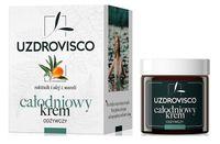 Uzdrovisco - Krem do twarzy odżywczy na dzień i na noc. Rokitnik i olej z moreli - 50 ml