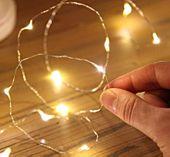 ! DRUCIKI MIKRO 20 LED LAMPKI CHOINKOWE Na BATERIE