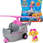 Spin Master Psi Patrol Skye figurka + pojazd helikopter