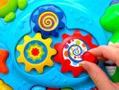 Interaktywny STOLIK edukacyjny dla maluszka ZA1757 zdjęcie 10