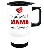 Kubek Termiczny PREZENT dla MAMY, na Dzień Matki, Urodziny