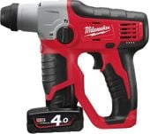 Młotowiertarka SDS-Plus Milwaukee M12 H-402C