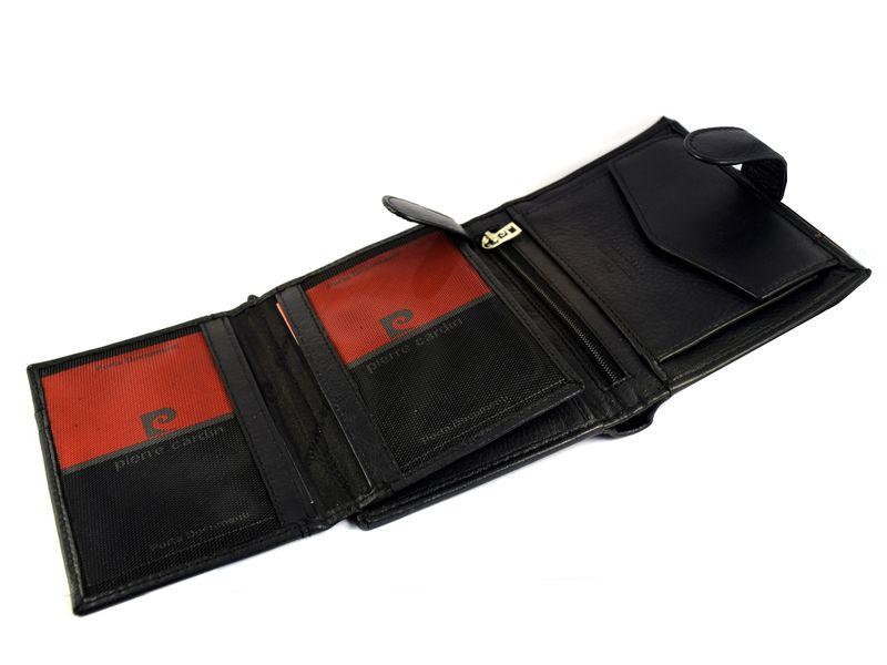 Portfel męski Pierre Cardin 326A tilak 15 skórzany z ochroną RFID zdjęcie 7
