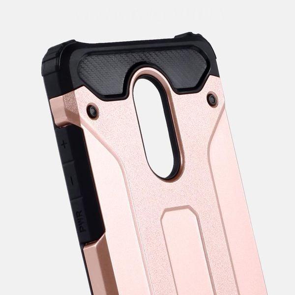 Hybrid Armor pancerne hybrydowe etui pokrowiec Xiaomi Redmi Note 4X / Redmi Note 4 (Snapdragon / MediaTek) niebieski zdjęcie 2