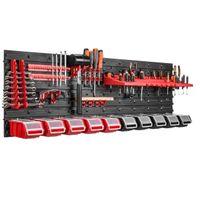 Tablica warsztatowa narzędziowa 115 x 39 cm + 10 kuwet