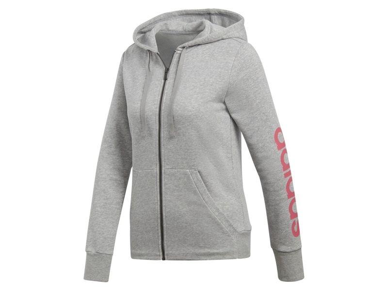 stabilna jakość konkurencyjna cena ceny odprawy Bluza damska ADIDAS ESS LIN FZ HD XL
