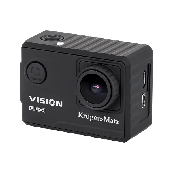 Kamera sportowa Kruger&Matz Vision L300 na Arena.pl