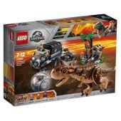 LEGO Jurassic World  Ucieczka przed karnotaurem 75929