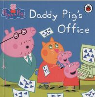 Peppa Pig - Mini Book - Daddy Pig's Office
