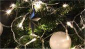 Lampki świąteczne 30 LED na baterie 3m ciepłe białeJoylight zdjęcie 1