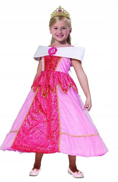 KSIĘŻNNICZKA Strój na Bal 104 KRÓLEWNA Barbie zdjęcie 3