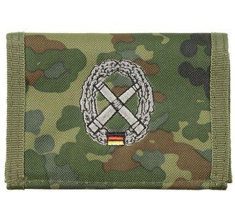 "Portfel BW ""Artillerie"" flectarn"