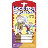 zestaw 5 DYMIĄCYCH PAPIEROSÓW papierosy gadżet