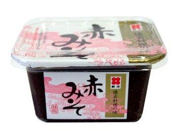 Pasta miso aka, ciemna 300g Japonia