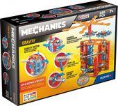 Klocki Magnetyczne Mechanics Gravity 330 Elementów