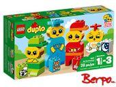 LEGO® 10861 Duplo® - Moje pierwsze emocje