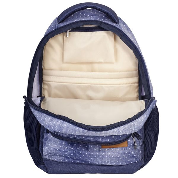 Plecak szkolny młodzieżowy Astra Head HD-07, w groszki zdjęcie 4