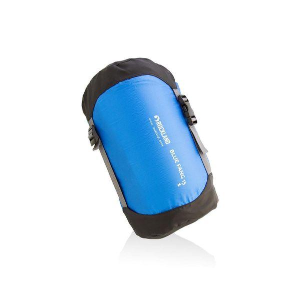 Śpiwór ROCKLAND BLUE FANG R-15 - zamek lewy zdjęcie 3